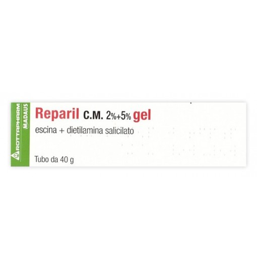 Offerta Speciale Reparil Gel Cm 40G 2%+5%