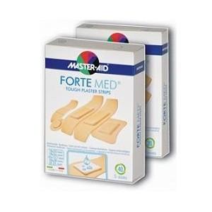 Cerotto Master-Aid Forte Med 5 Formati 40 Pezzi