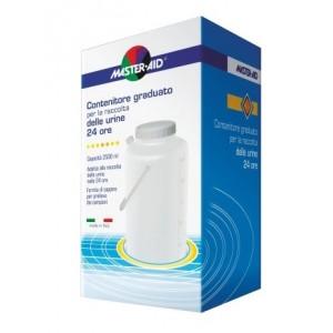 Contenitore Raccolta Urina Master-Aid 24 H 2500 Ml