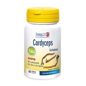 Longlife Cordyceps Bio 60 Capsule