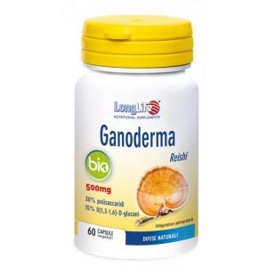 Longlife Ganoderma Bio 60 Capsule