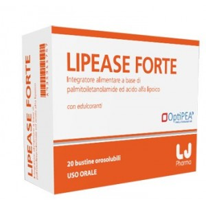 Lipease Forte 20 Bustine 3,34 G
