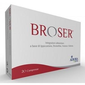 Broser 20 Compresse