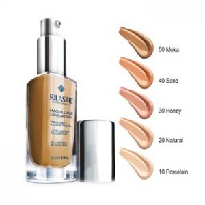 Rilastil Maquillage Fondotinta Long Lasting 40 30 Ml