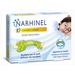 Offerta Speciale Cerottini Nasali Bambini Narhinel