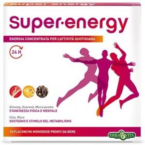 Super Energy 10 Flaconcini X 12 Ml