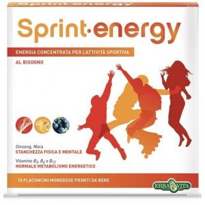 Sprint Energy 10 Flaconcini X 12 Ml
