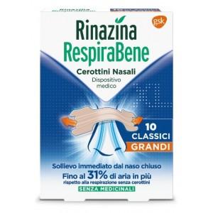 Offerta Speciale Rinazina Respirabene Cerotti Nasali Classici