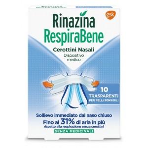 Offerta Speciale Rinazina Respirabene Cerotti Nasali