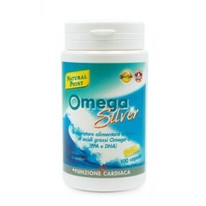 Omega Silver 100 Capsule