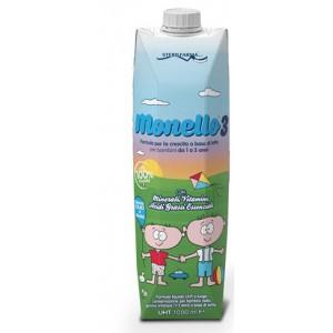 Monello 3 Formula Per La Crescita A Base Di Latte Per Bambini