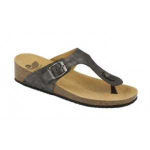 Calzatura Gandia Synthetic Womens Pewter 35 Tomaia Similpelle