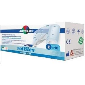 Cerotto Impermeabile Per Fissaggio Medicazioni M-Aid Rollflex